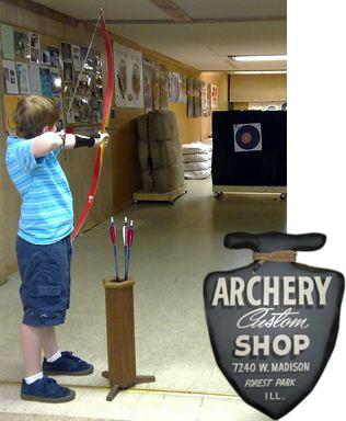 Archery Custom Shop - - Forest Park, Illinois