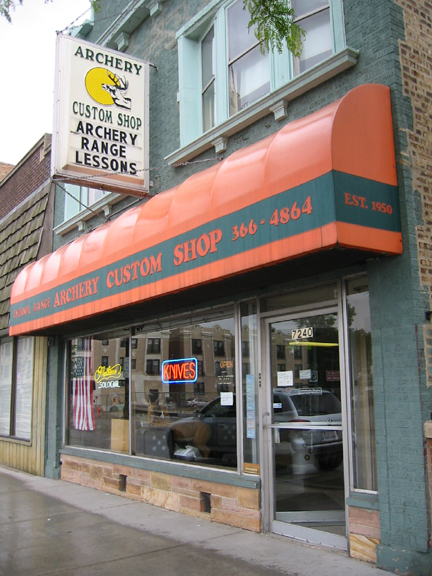 in the Chicago area since1948. Located just west of Downtown Chicago
